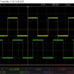 Encoder pulses