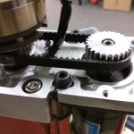 Z-Motor-Mount fixed & assembled